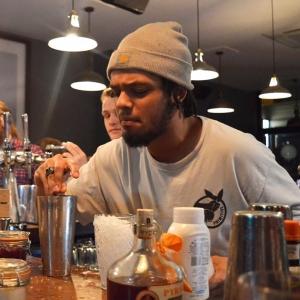 Bartender Cocktail Comp